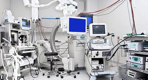 دستگاه های پزشکی